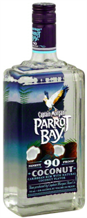 Captain Morgan Parrot Bay Rum Coconut 90@ 1.00l